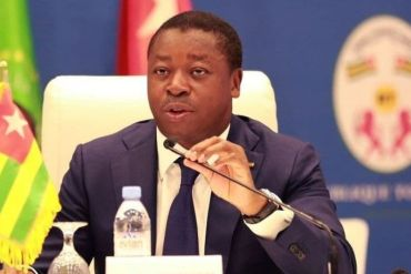 Togo ouverture de la 2e réunion du Groupe de soutien à la transition au Mali par Faure Gnassingbé
