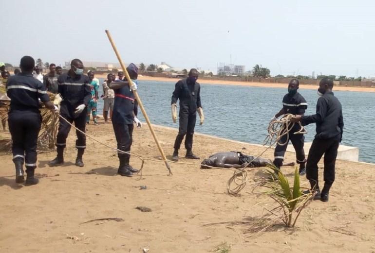 Togo un corps sans vie repêché du 4e lac