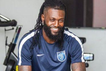 Adebayor Sheyi : ''Ils vont avoir encore plus mal, car moi je vais danser jusqu'à mon dernier souffle