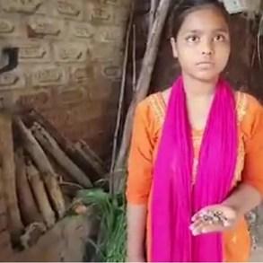 Incroyable : les médecins déconcertés par cette jeune fille dont les larmes sont en pierres