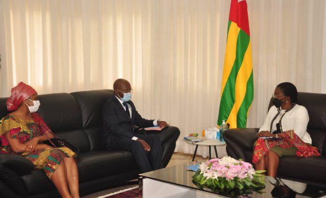 Togo : la directrice générale de l'Organisation Millenium Challenge Account reçue en audience ce jeudi ; les thèmes évoqués