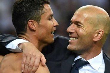 Cristiano Ronaldo quitterait-il Man United ? Zinedine Zidane fait une sortie qui surprend le monde