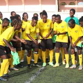 Togo/Elim CAN 2022 : les Santoméennes déclarent forfait suite au châtiment que leur ont infligé les Éperviers dames