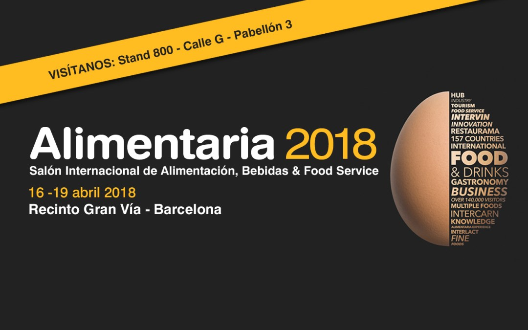 L-Navarro Aperitivos y Delicatessen estará presente en Alimentaria 2018