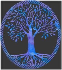 deuil arbre vie