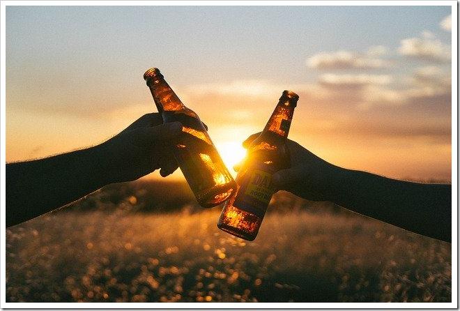 boissons bonheur partage