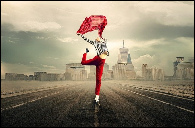bonheur mot danse artiste joie