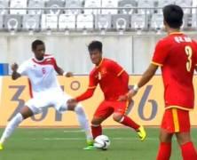 Video: U23 Việt Nam vs U23 UAE