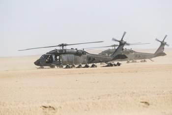 How to Get Job With an Overseas Military Contractor