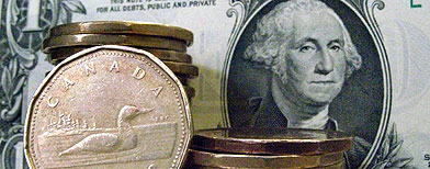 Loonie, The Canadian Press