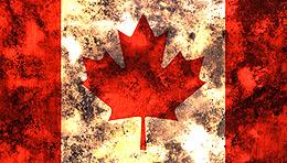 Canada flag dirty (iStock)