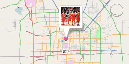 Beijing Map Tiles - after