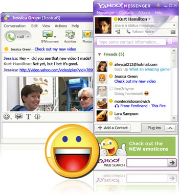 Download Standalone Yahoo Messenger 9 Offline Installer 1