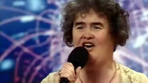 Susan Boyle Sings on Britain's Got Talent 2009 Episode 1 @ Yahoo! Video