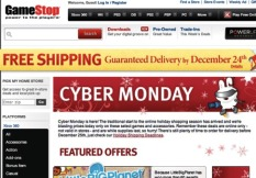 GameStop.com Cyber Monday Sales and Deals
