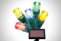 Solar Holiday Lights