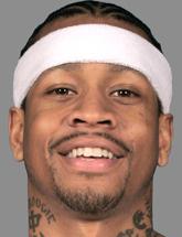 Allen Iverson - Memphis Grizzlies