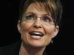 US Republican vice-presidential candidate Alaska Governor Sarah Palin (AP)