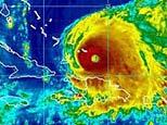 Hurricane Ike (NOAA/AP)