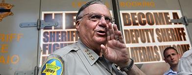 Sheriff Joe Arpaio (Getty Images)
