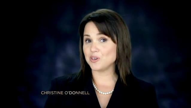 Christine O' Donnell Ad - I'm Not A Witch @ Yahoo! Video