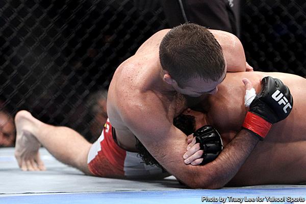 Figueroa, Volkmann early winners at UFC on Versus 5