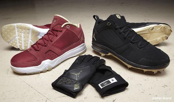 Derek Jeter's '3K' shoes contain sentimental surprise