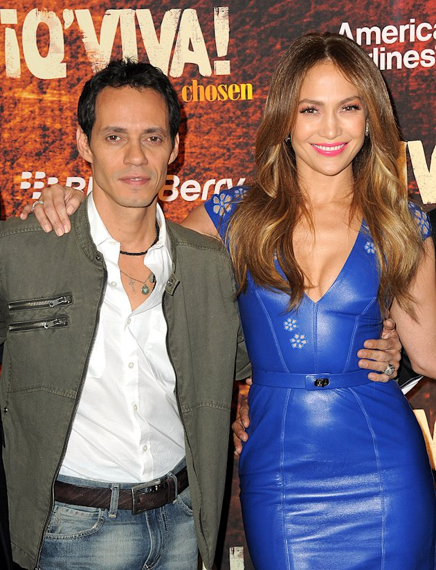 Marc Anthony, Jennifer Lo …
