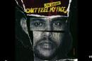 """Screenshot YouTube """"The Weekend - Can't Feel My Face (Audio)"""""""