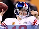 Giants off to fast start in Super Bowl