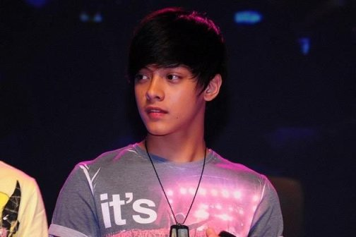 Daniel Padilla I want to grow old with you