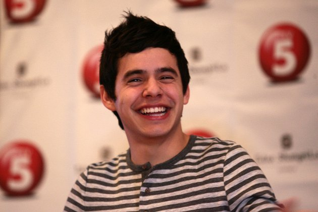 David Archuleta (Voltaire Domingo, NPPA Images)
