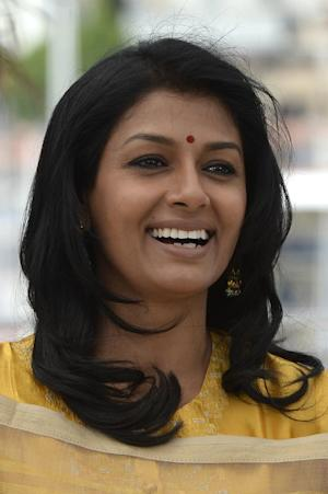 Indian actress and director, Nandita Das, pictured…