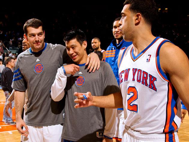 Jeremy Lin New York Knicks Point Guard