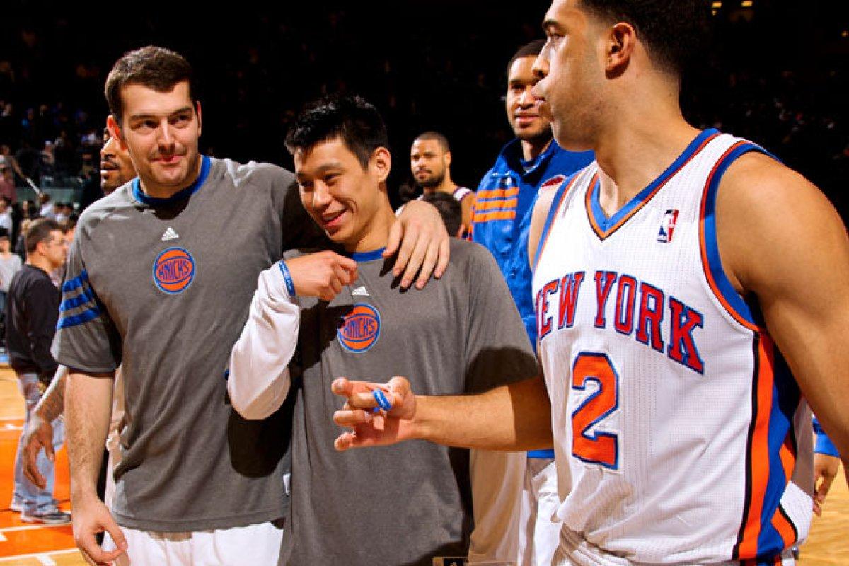 Jeremy Lin: Mending Broken Fences: Jeremy Lin And ESPN Editor
