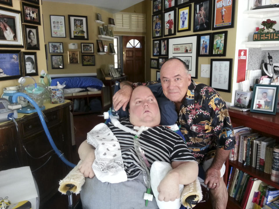 Family promise gave life to man in 31-year coma
