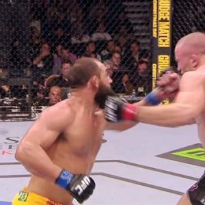 UFC 167 Highlights: St-Pierre vs. Hendricks