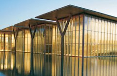 Modern Art Museum of Fort Worth (Photo: David Woo)