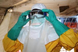 Ebola outbreak in West Africa