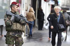 France deploys 10K troops