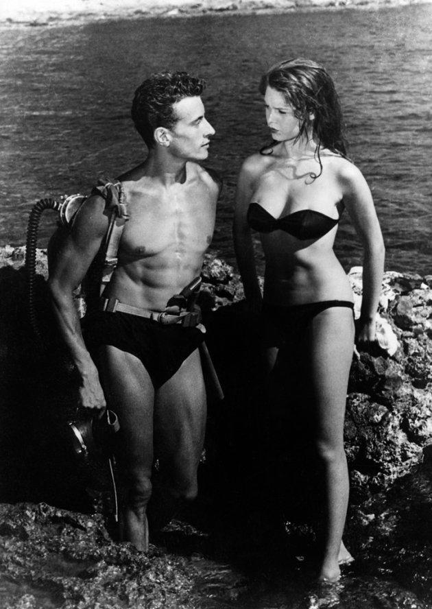 Bridgit Bardot, The Girl in the Bikini