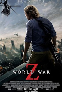 Poster of World War Z