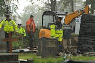 Forensic tests revealed skeletal remains taken from a graveyard in the Irish Republic are not those of Columba McVeigh
