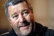 """French designer Philippe Starck has revealed he is working on a """"revolutionary"""" project with US computer giant Apple that will come out in time for Christmas"""
