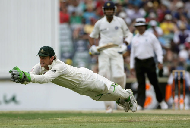 Third Test - Australia v India: Day 3