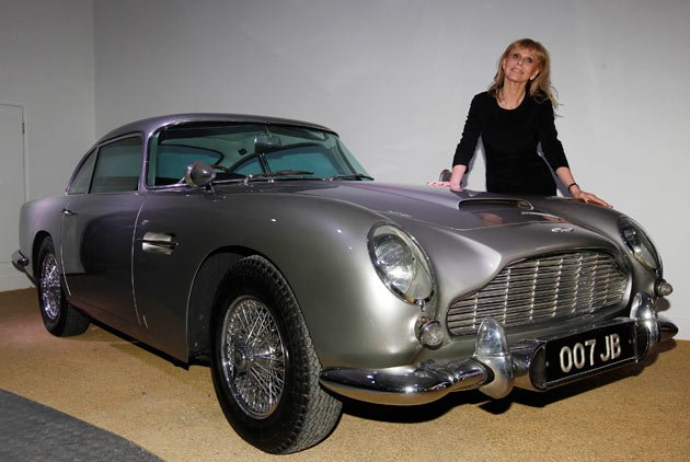 Bond films to celebrate fifty …