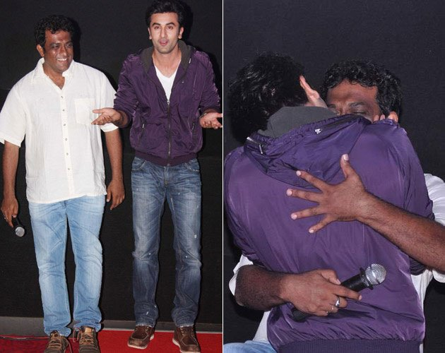 It is a tough life for a Bollywood…