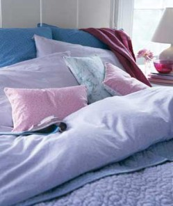 Myth 13: Sleeping on your back or with a satin pillow will help your face stay wrinkle-free.