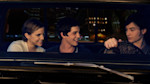 "This image released by Summit Entertainment shows, from left, Emma Watson, Logan Lerman, and Ezra Miller in a scene from ""The Perks of Being a Wallflower."" (AP Photo/Summit Entertainment, John ..."