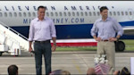 Mitt Romney Back On Campaign Trail After Republican National Convention